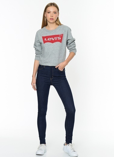 Levi's® Jean Pantolon | Mile - Skinny Lacivert